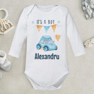 Body personalizat copil nume baiat