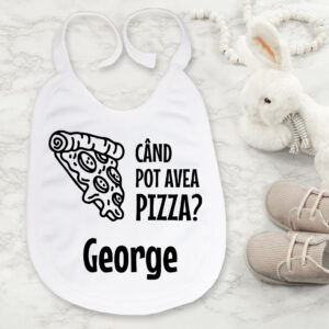 Bavetica personalizata cand pot avea pizza