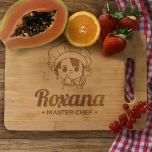 Tocator personalizat Master Chef dama